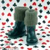 09-05_B/P Boots.Black Green