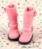10-01_B/P Boots.Honey Pink 桃色