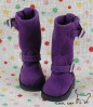 10-07_B/P Boots.Blue Violet