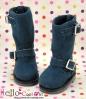 10-16_B/P Boots.Midlight Blue