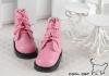 15-05 Blythe/Pullip 靴.Honey Pink 桃色