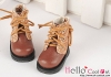 15-15_B/P Boots.Sparkly Metallic Brown
