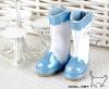 16-01_B/P Boots.Sky Blue