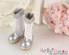 【16-05N】B/P Boots/雨靴.銀