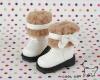 18-03 Blythe/Pullip 靴.White 白色