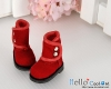 19_08_B/P Boots.Crimson