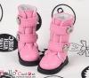 20_03_B/P Boots.Honey Pink
