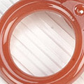 【A8】II.Blythe Pull Ring.Jelly(Round)# Cocoa ココア