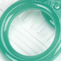 【A12】II.Blythe Pull Ring.Jelly(Round)#  Teal