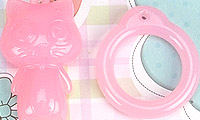 【A+C】II.Blythe Pull Ring Value Pack(No.6)# Pink ピンク