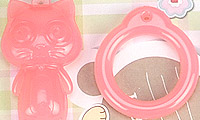 【A+C】II.Blythe Pull Ring Value Pack(No.7)# Strawberry イチゴ