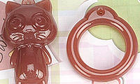 【A+C】II.Blythe Pull Ring Value Pack(No.8)# Cocoa ココア