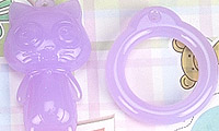 【A+C】II.Blythe Pull Ring Value Pack(No.9)# Purple パープル