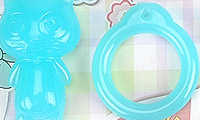 【A+C】II.Blythe Pull Ring Value Pack(No.13)#  Blue ブルー