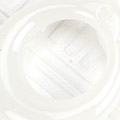 【B5】II.Blythe Pull Ring(Round/Thick)# White 白