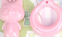 【B+C】II.Blythe Pull Ring Value Pack(No.3)# Pink ピンク