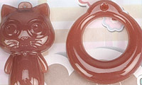 【B+C】II.Blythe Pull Ring Value Pack(No.8)# Cocoa ココア
