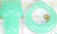 【B+C】II.Blythe Pull Ring Value Pack(No.11)# Mint ミント