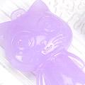 【C9】II.Blythe Pull Ring.Jelly(Cat)# Purple パープル